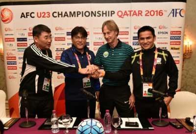 VCK U-23 châu Á: Kèo trên đều thắng - 2