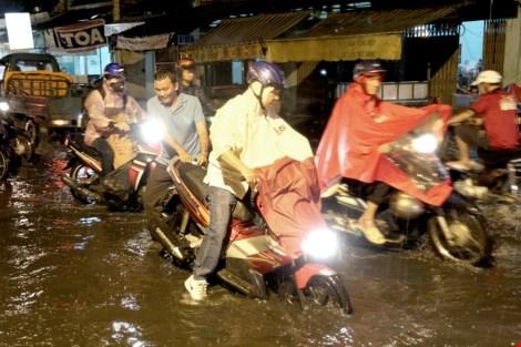 Sài Gòn đâu chỉ có khói bụi, kẹt xe, ngập nước - 2