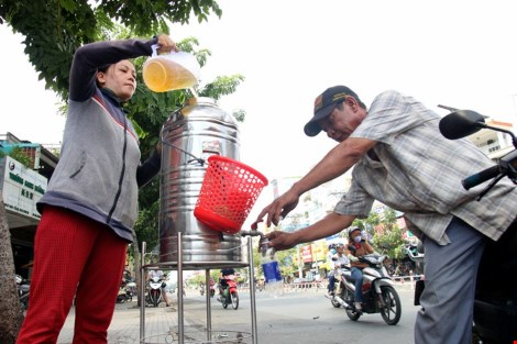 Sài Gòn đâu chỉ có khói bụi, kẹt xe, ngập nước - 3