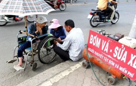 Sài Gòn đâu chỉ có khói bụi, kẹt xe, ngập nước - 5