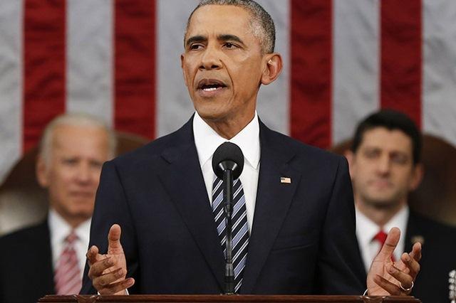 Obama: IS không đe dọa sự tồn vong của nước Mỹ - 1