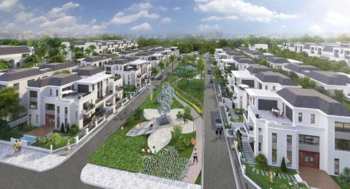 Vinhomes gardenia ra mắt khu biệt thự và nhà phố thương mại - 1