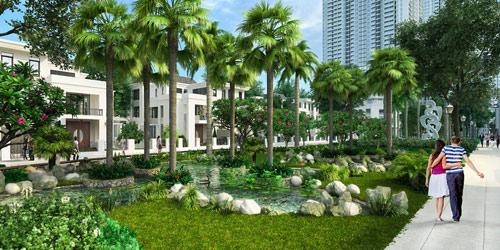 Vinhomes gardenia ra mắt khu biệt thự và nhà phố thương mại - 2