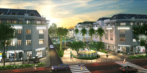 Vinhomes gardenia ra mắt khu biệt thự và nhà phố thương mại - 3