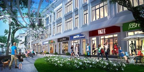 Vinhomes gardenia ra mắt khu biệt thự và nhà phố thương mại - 4