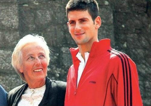 Djokovic & cái duyên đặc biệt với 2 phụ nữ trùng tên - 1