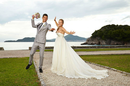 Djokovic & cái duyên đặc biệt với 2 phụ nữ trùng tên - 2