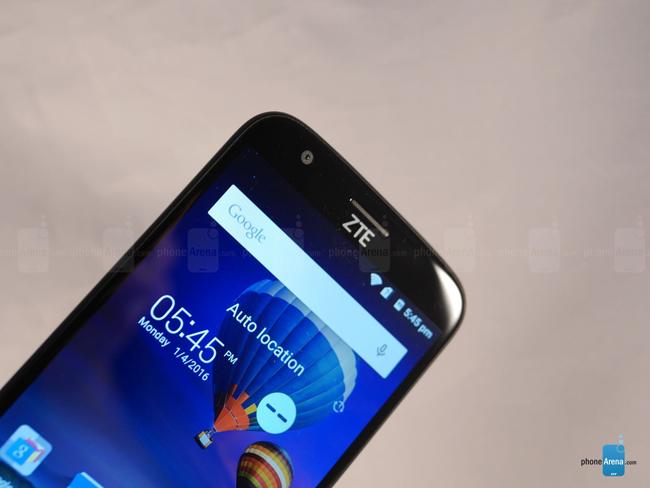 Do thuộc dòng điện thoại giá rẻ nên Grand X 3 chỉ được cung cấp sức mạnh bởi bộ xử lý Qualcomm Snapdragon MSM8909 SoC 210 lõi tứ, tốc độ 1.3GHz.