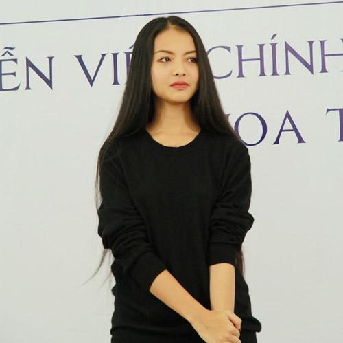 Bắt gặp hot girl Yu Dương đi casting phim - 2