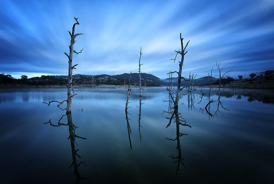 Ảnh: Những vùng hồ đẹp lặng người trên thế giới - 2