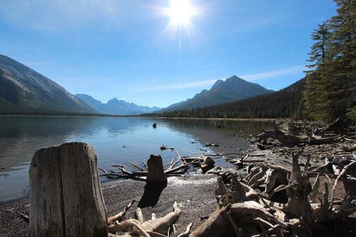 Ảnh: Những vùng hồ đẹp lặng người trên thế giới - 10