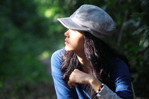 Minh Hằng 'diễn sâu' giữa núi rừng hoang sơ - 2