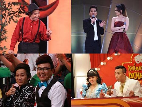 Gameshow hài nở rộ khiến Hoài Linh 'đuối sức' - 1