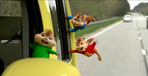 'Sóc chuột du hí': Bộ phim hài hước dành cho gia đình - 1