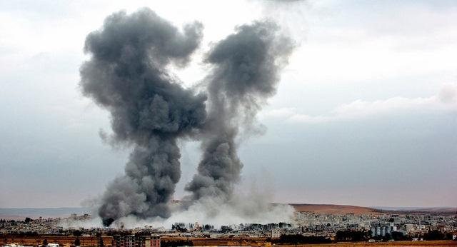 Báo Mỹ: Chúng ta đang thua IS - 1