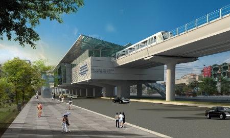 Tuyến đường sắt Nhổn – ga HN được bổ sung 69 triệu Euro - 1