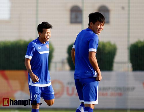 U23 VN: Thầy trò Miura cực tươi trước trận đánh lớn - 3