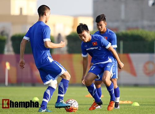 U23 VN: Thầy trò Miura cực tươi trước trận đánh lớn - 4