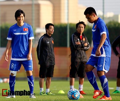U23 VN: Thầy trò Miura cực tươi trước trận đánh lớn - 7