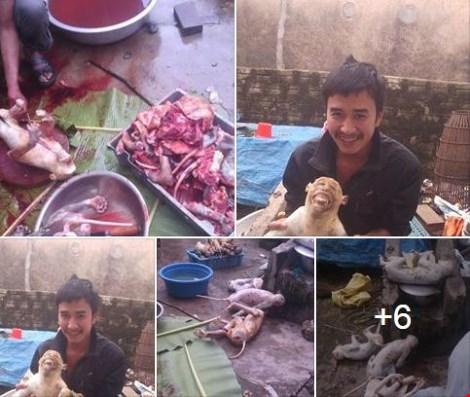 Thanh niên khoe giết khỉ bị điều tra vì nuôi nhốt chim cắt - 1