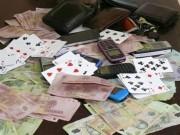 An ninh Xã hội - Nghệ An: Trạm trưởng kiểm lâm đánh bạc ngay tại trụ sở