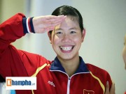 Thể thao - Ánh Viên lại thống trị bảng vàng thể thao VN 2015