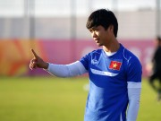 Bóng đá - U23 Việt Nam: Công Phượng vẫn có thể đấu U23 Jordan