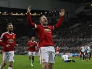 Bóng đá Ngoại hạng Anh - Rooney rực sáng: Đẳng cấp hay chỉ nhất thời?