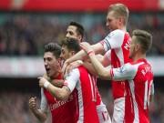 Bóng đá - Arsenal áp đảo đội hình hay nhất Ngoại hạng Anh