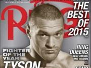 Thể thao - Tin thể thao HOT 13/1: Tyson Fury xuất sắc nhất 2015