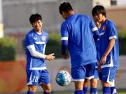 Bóng đá - U23 VN: Thầy trò Miura cực tươi trước trận đánh lớn