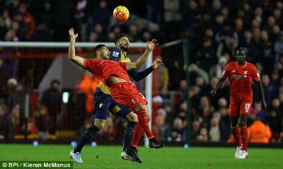 Chi tiết Liverpool – Arsenal: Vỡ òa cảm xúc (KT) - 4