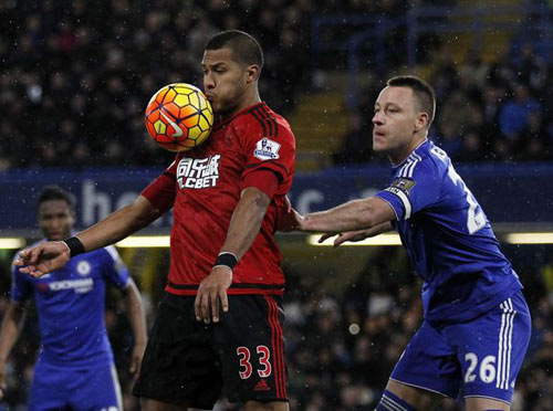 video chelsea vs west brom - 1