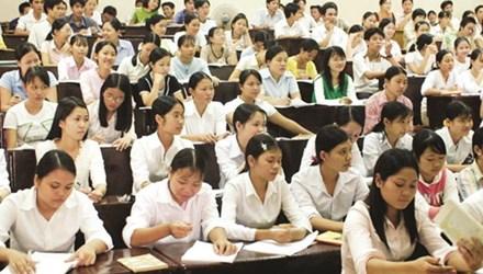Rối bời vì tiêu chí đào tạo dưới 15.000 sinh viên - 1