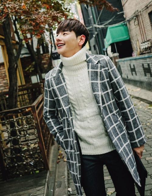 Kiểu áo khoác giúp chàng của bạn đẹp hơn trai Hàn! - 10
