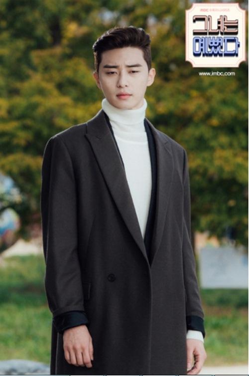 Kiểu áo khoác giúp chàng của bạn đẹp hơn trai Hàn! - 2