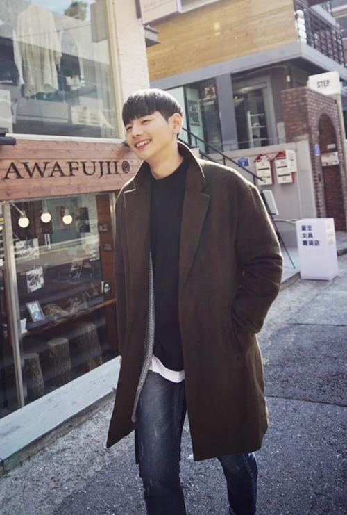 Kiểu áo khoác giúp chàng của bạn đẹp hơn trai Hàn! - 11