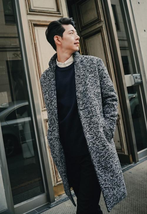 Kiểu áo khoác giúp chàng của bạn đẹp hơn trai Hàn! - 4
