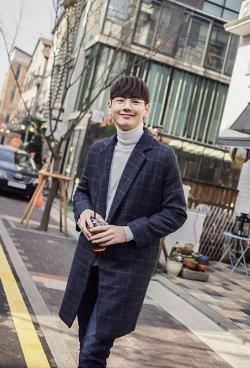 Kiểu áo khoác giúp chàng của bạn đẹp hơn trai Hàn! - 5