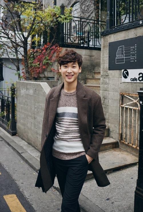 Kiểu áo khoác giúp chàng của bạn đẹp hơn trai Hàn! - 6