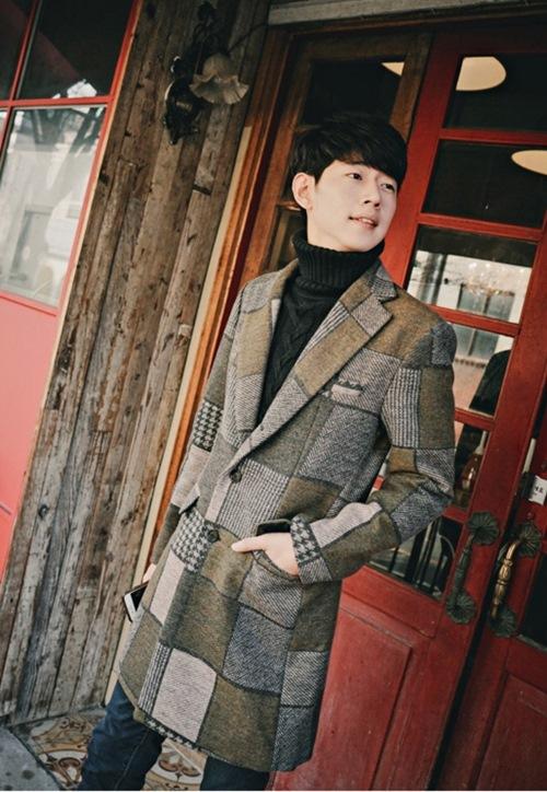 Kiểu áo khoác giúp chàng của bạn đẹp hơn trai Hàn! - 12