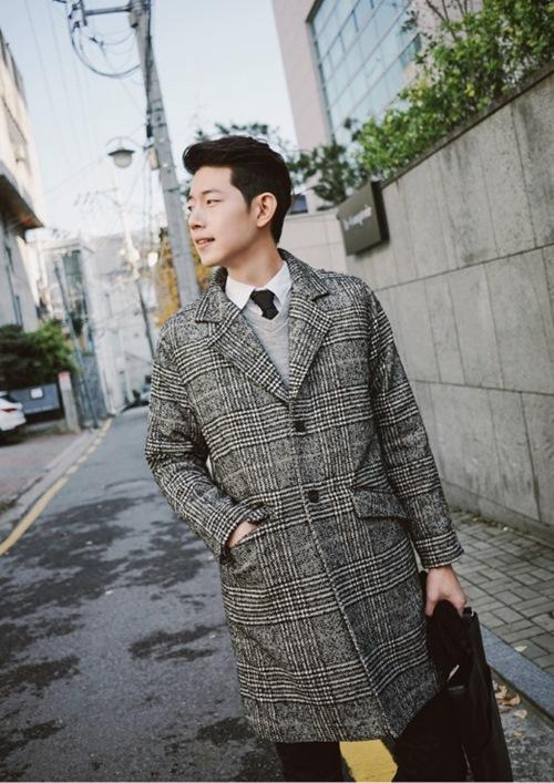 Kiểu áo khoác giúp chàng của bạn đẹp hơn trai Hàn! - 9