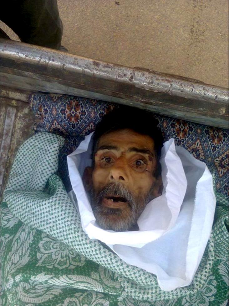 """Ảnh: Bên trong """"thị trấn xác sống"""" ở Syria - 8"""