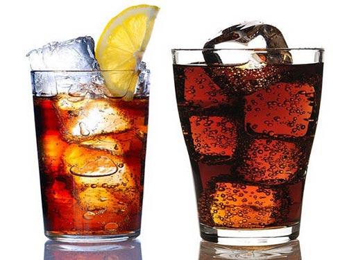 Nước ngọt làm tăng mỡ nội tạng - 1