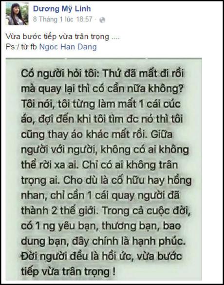 Bằng Kiều: 'Tôi và Dương Mỹ Linh vẫn vui vẻ bên nhau' - 3