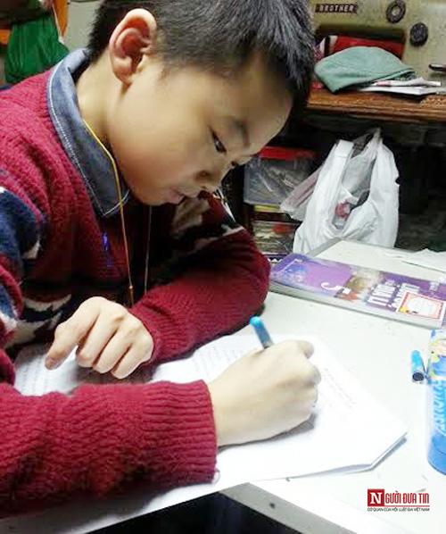Nghẹn lòng tâm nguyện cuối của cậu bé 10 tuổi - 2