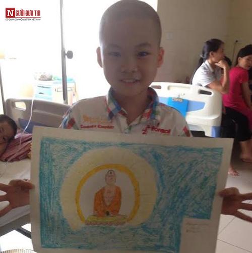 Nghẹn lòng tâm nguyện cuối của cậu bé 10 tuổi - 4