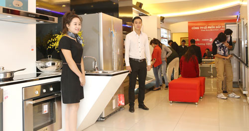 Siêu khuyến mại bếp từ Fagor 35% hút khách dịp Tết - 2