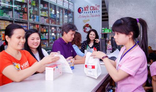 Nhà thuốc Mỹ Châu: Làm thương hiệu từ truyền miệng - 3