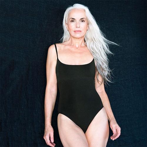 Người mẫu 60 tuổi sexy, trẻ đẹp khó tin nhờ rau hữu cơ - 9